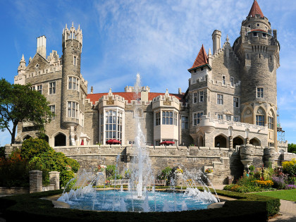 Casa Loma Corporation and City of Toronto