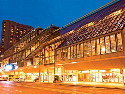 Sale of Prime Downtown Toronto Landholding: Metro Toronto Convention Centre (North Building) Intercontinental Hotel