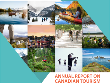 Tourism Industry Association of Canada – Annual Reports (ongoing)