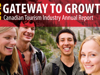 The Canadian Tourism Industry Annual Report (2013)