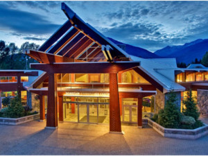 Tourism Whistler/Whistler Conference Centre Expansion Options